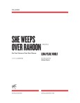 OM0101 Woolf: She Weeps over Rahoon