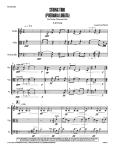 OM0107 Woolf: String Trio (pueraria lobata) - Page 1