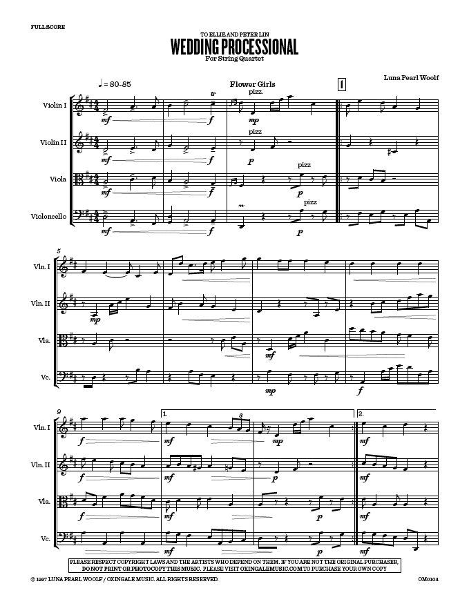Oxingale Music | Sheet music from award-winning contemporary ...