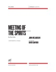 OM0309 - McLaughlin/Sanford: Meeting of the Spirits
